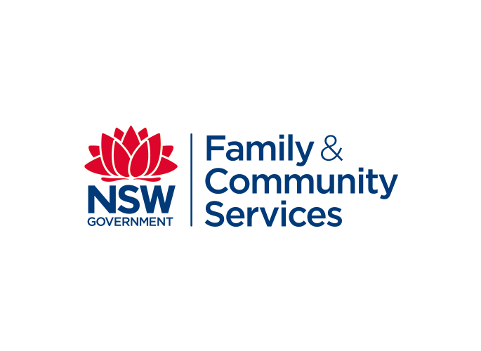NSW Family & Community Services Logo